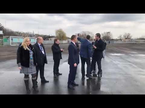 """Аеропорт """"Ужгород"""": Прибув перший рейс після кількох років застою"""
