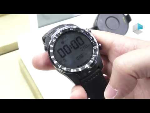 MOBVOI Ticwatch Pro, smartwatch dual layered display IP68 con Wear OS by Google (ENG subs)