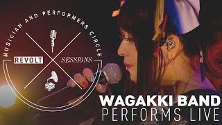 Wagakki Band Performs Live | REVOLT Sessions