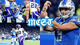 Detroit Lions Fall to Minnesota Vikings 42-30 | Full Game Reaction Video!!!