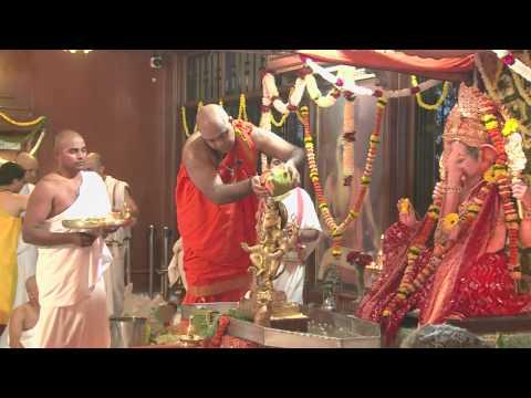 Ganesh Chaturthi Puja at Sandeepany Mumbai