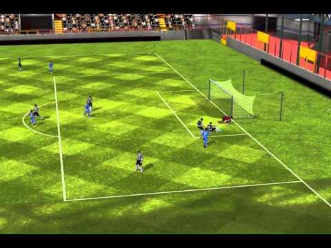 FIFA 14 iPhone/iPad - Juventus vs. Real Madrid