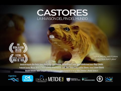 Castores. La invasion del fin del mundo - Documental Trailer 2