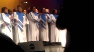 Palestine Missionary Baptist Church Of Jesus Christ - I Shall Wear A Golden Crown-11-13-2011