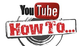 How To Create/Set Up a YouTube Channel - YouTube Guide