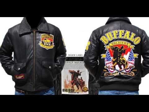 Buffalo Soldiers Buffalo Soldiers Leather