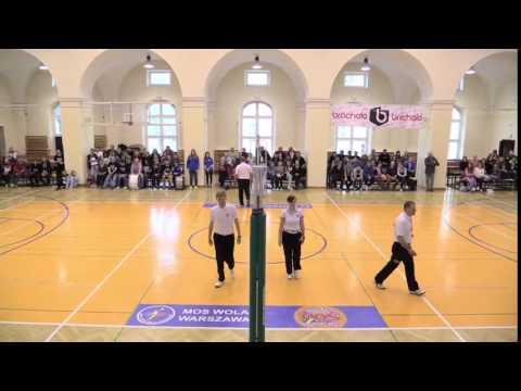 Turniej Półfinałowy Mistrzostw Polski Młodziczek W Siatkówce (mecze 5 I 6)