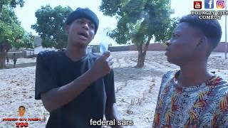 SCHOOL NA SCAM Yahoo Yahoo BoYS - youngzy city comedy