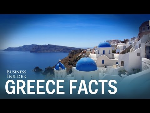 6 mind blowing facts about Greece
