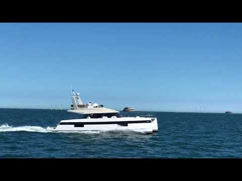 Nautitech Catamarans 47 Powercat UK