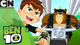Ben 10 | Hole In 10 | Cartoon Network