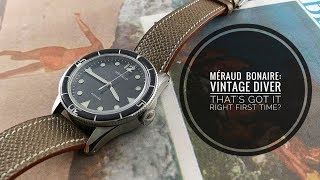 Méraud Bonaire Review - Perfect First Time? | Armand The Watch Guy