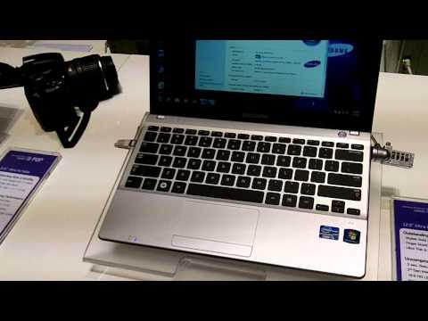 Samsung Series 3 Pop 12.5 Inch Hands On