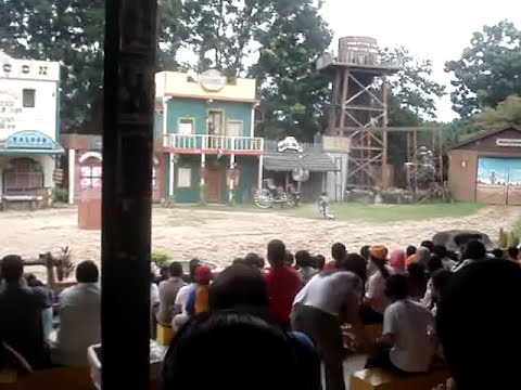 A Famosa Resort Animal World Safari Wild Wild West Show