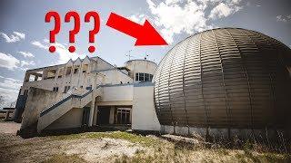 ABANDONED FUKUSHIMA NUCLEAR DISASTER PT.3 - SECRET DOME!