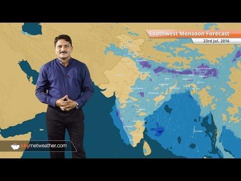 Monsoon 2016 Forecast for July 23: Delhi- NCR, Punjab and Haryana to receive good Monsoon rains