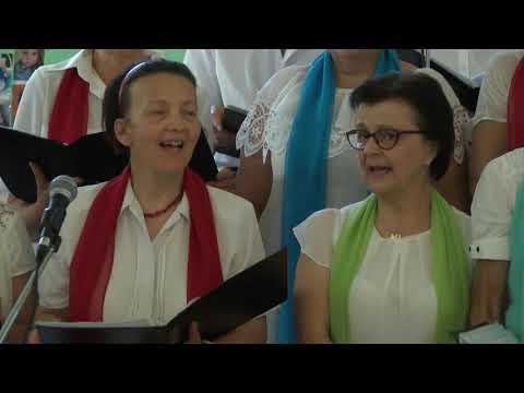 A Gospel Sasok Énekegyüttes évzáró örömkoncertje