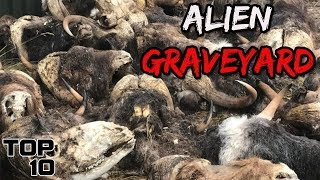 Top 10 Scary Alien Theories