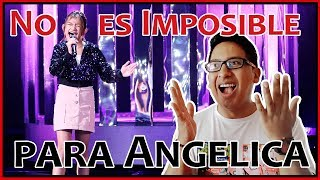 💖🎵REACTION ANGELICA HALE - IMPOSSIBLE 🎵💖   Subtitled