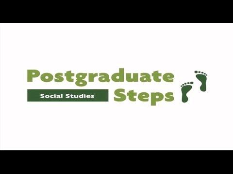 AIT Postgraduate Steps Yvonne O'Shea Interview