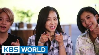 Global Request Show: A Song for You 3 - Ep.3 with f(x) [Preview]