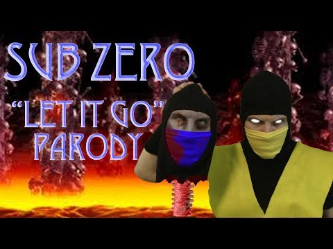 SUB ZERO - Let it Go Parody
