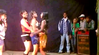 Andhra Vizayanagaram Stage Hot Recording Dance LAtest.1/2