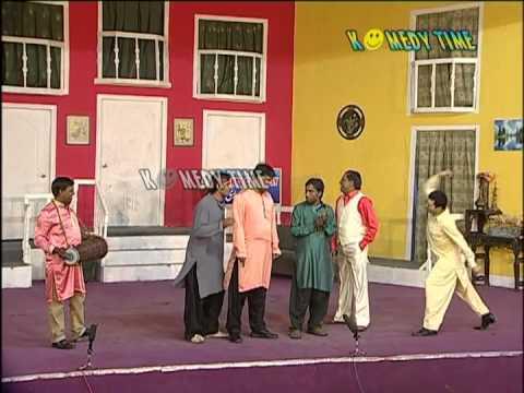 Budhay Shararti New Pakistani Punjabi Stage Drama 2014 Trailer video