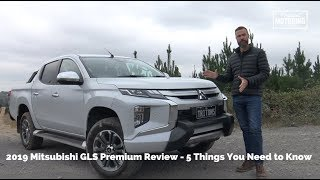 2019 Mitsubishi Triton Review - Looks better but is it?
