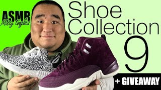 [ASMR] Shoe Collection 9 (+Giveaway) | MattyTingles