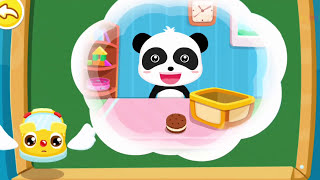 Baby Fun Learns Pairs And Safety Knowledge - Baby Panda Education Video & Kids games