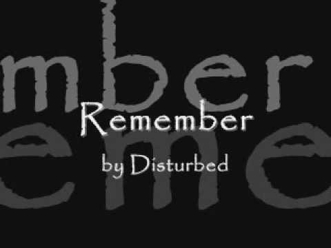 remember me übersetzung