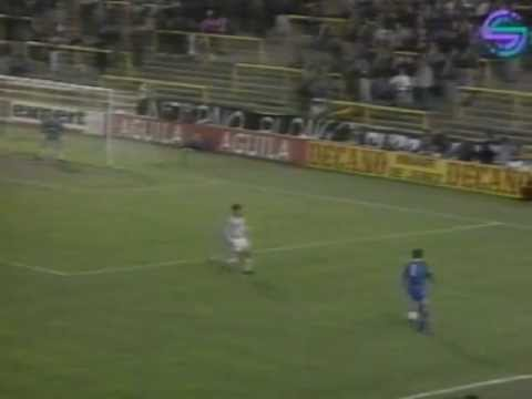 Real Valladolid - Real Madrid 0-1  Liga 1990-1991