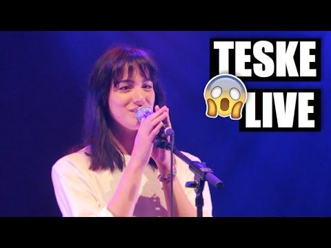 TESKE DE SCHEPPER LIVE IN TIVOLI!
