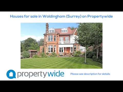 Houses for sale in Woldingham (Surrey) on Propertywide
