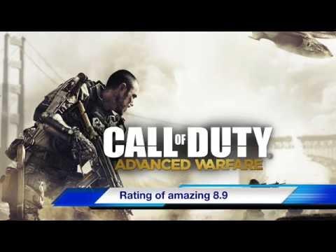 COD advanced warfare review