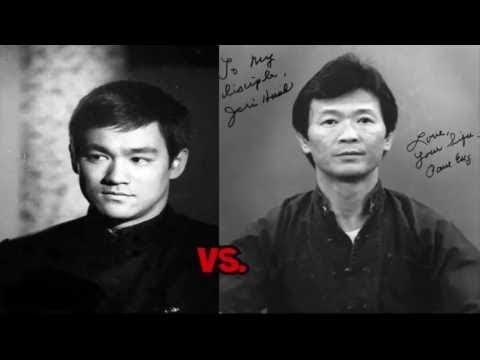 Брюс Ли против Вонг Джек Мена: ПРАВДА О ДРАКЕ