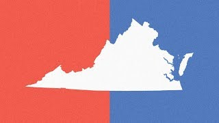 🔴 LIVE: Election Results of VITAL Virginia Governors Race Gillespie VS Northam -Results