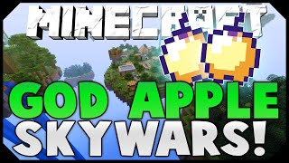 MAKING A GOD APPLE IN HYPIXEL SKYWARS! ( Notch Apple )