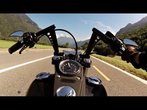 A Road Trip Harley Ddson Through South Of France
