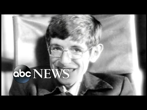 Stephen Hawking dies at age 76