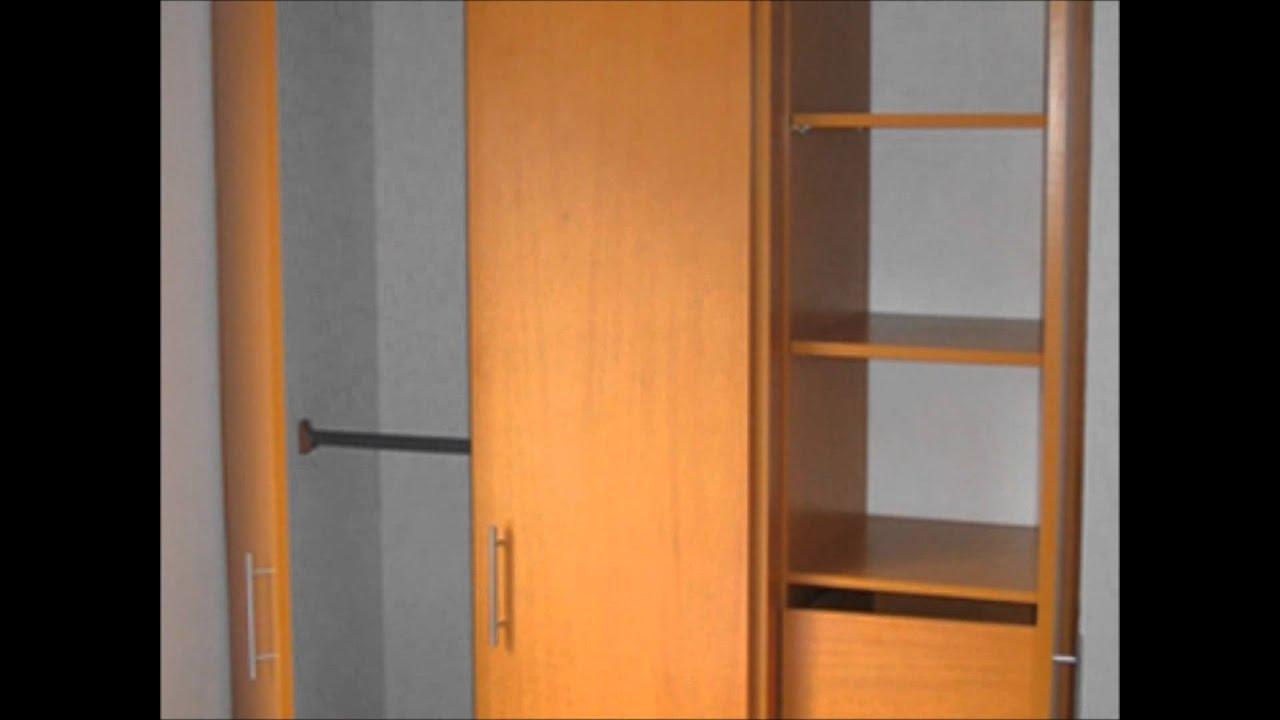 Closets en madera girardot cundinamarca youtube for Closet de madera para dormitorios pequenos