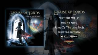 HOUSE OF LORDS - Hit The Wall (audio)