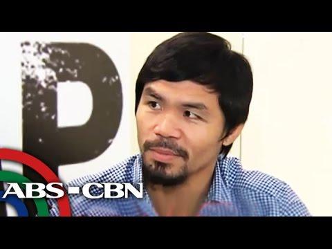 Pacquiao prepares for next boxing match, PBA draft