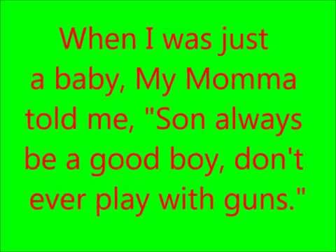 Johnny Cash - Folsom Prison Blues Lyrics Music Videos