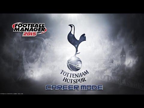 Football Manager 2015 - Tottenham Hotspur Part 11 - Hull City, Manchester City & Aston Villa