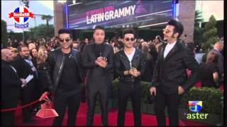 Interview with Il Volo - Latin Grammy - Soy de RD TV