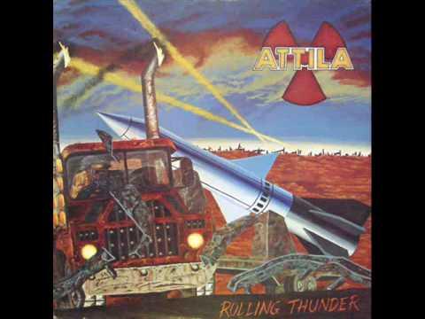 Attila- Rolling Thunder (FULL ALBUM) 1986