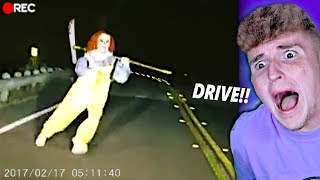 CREEPIEST Things Recorded On DASHCAM! (Shocking)