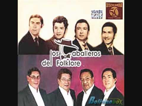 MÚSICA BOLIVIANA - LOS CABALLEROS DEL FOLCKLORE - FIESTA DE SAN BENITO (SAYA TUNDIQUI)